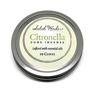 Citronella Cone Incense