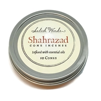 Shahrazad Cone Incense