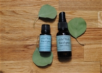 Organic Eucalyptus Essential Oil 1 oz