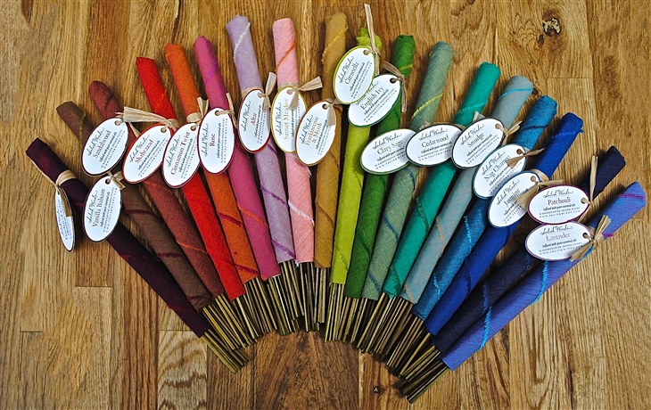Wholesale Incense - Salish Winds wholesale incense and