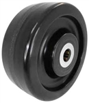"10""x 3""  Phenolic Wheel Roller Bearing"