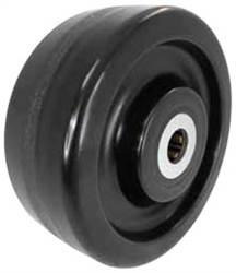 "12""x 2-1/2""  Phenolic Wheel Roller Bearing"