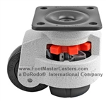 "GD-100F 3"" Leveling Caster, Foot master Casters"