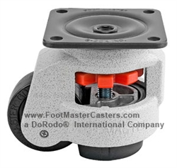 "GD-80F 2.5"" Leveling Caster, Foot master Casters"