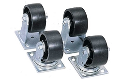 "jobox 4"" casters & wheels"