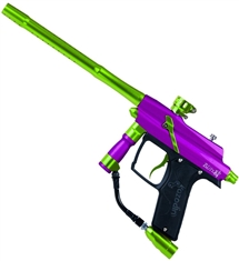 Azodin Blitz 4 Paintball Marker - Purple/Green