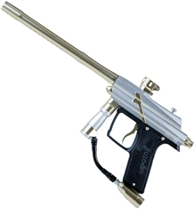 Azodin Blitz 4 Paintball Marker - Silver/Gold