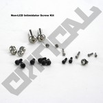 Bob Long Intimidator Pre-2K4 NON-LCD Screw Kit