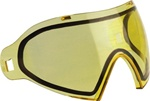 Dye Paintball I4 Thermal Mask Lens - Yellow