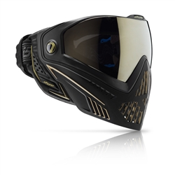 Dye i5 Paintball Mask - Onyx Gold