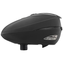 Dye Rotor R2 Paintball Loader - Black / Black