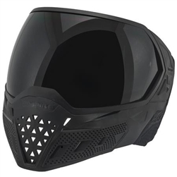 Empire EVS Paintball Mask -  Black / Black