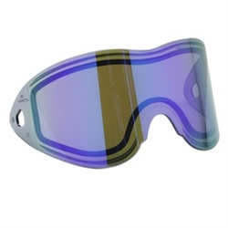 Empire Vents Replacement Thermal Paintball Goggles Lens - Mirror Purple