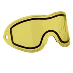 Empire Vents Replacement Thermal Paintball Goggles Lens - Yellow