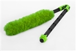 Exalt Paintball Barrel Maid Swab - Lime Green