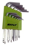 Exalt Paintball 11 Piece Hex Allen Key Set