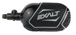 Exalt Paintball Tank Cover Small 45 - 50 ci - Black
