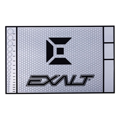 Exalt HD Rubber Tech Mat  - Silver
