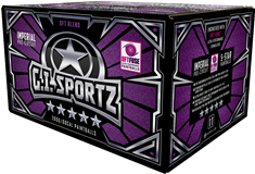 GI Sportz 5 Star Paintballs 2000 Rounds