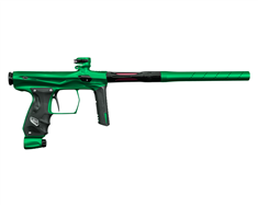 SP Shocker AMP Paintball Marker -Green