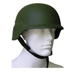 Gen X Global GXG Tactical Paintball Helmet - Green
