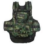 Gen X Global Tactical Vest Paintball Harness - Camo