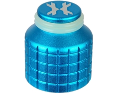 HK Army Paintball Tank Thread Guard- Blue