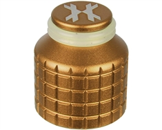 HK Army Paintball Tank Thread Guard- Gold
