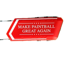 HK Army Ball Breaker Paintball Barrel Cover -Make Paintball Great Again