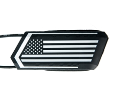 HK Army Ball Breaker Paintball Barrel Cover -USA Black