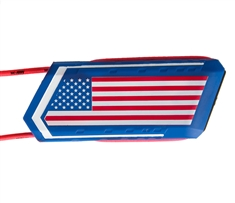 HK Army Ball Breaker Paintball Barrel Cover USA Blue