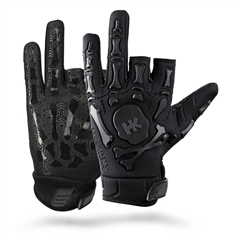 HK Army Bones Glove - Black