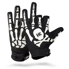 HK Army Bones Glove - White