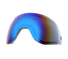 HK Army Paintball KLR Thermal Goggle Lens - Pure Cobalt Blue