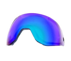 HK Army Paintball KLR Thermal Goggle Lens - Pure HD Arctic Blue