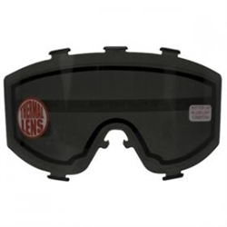 JT Paintball Elite Thermal Lens - Smoke