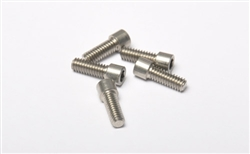 MacDev Cyborg RX VX Feed Tube Mounting Screw (5pack)