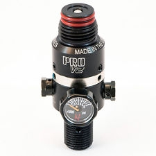 Ninja Paintball Pro V2 Series SLP Tank Regulator - 4500 PSI