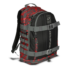 Planet Eclipse GX2 Paintball Gravel Bag - Fighter Red