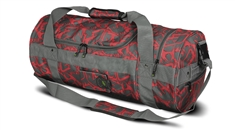 Eclipse Holdall- Fighter Red