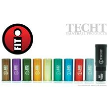 TechT Paintball iFit Barrel Kit 9Pc - Autococker