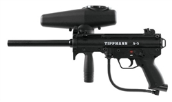 Tippmann A-5 Basic Paintball Marker - Black