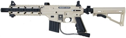 Tippmann US Army Project Salvo Paintball Marker - Tan