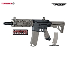 Tippmann TMC Paintball Gun - Black/Tan