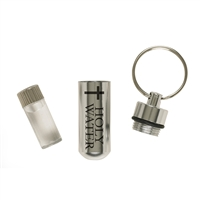 1 ml holy water key chain