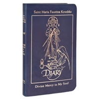 Diary of St Maria Faustina Kawalska- Leather