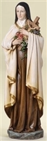 "14"" ST THERESE STATUE"