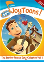 Brother Francis DVD - Ep.11 Joyful Toons