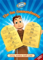 Brother Francis DVD - Ep.16 The Ten Commandments