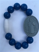 Chews Life Rosary - Rainbow Colored
